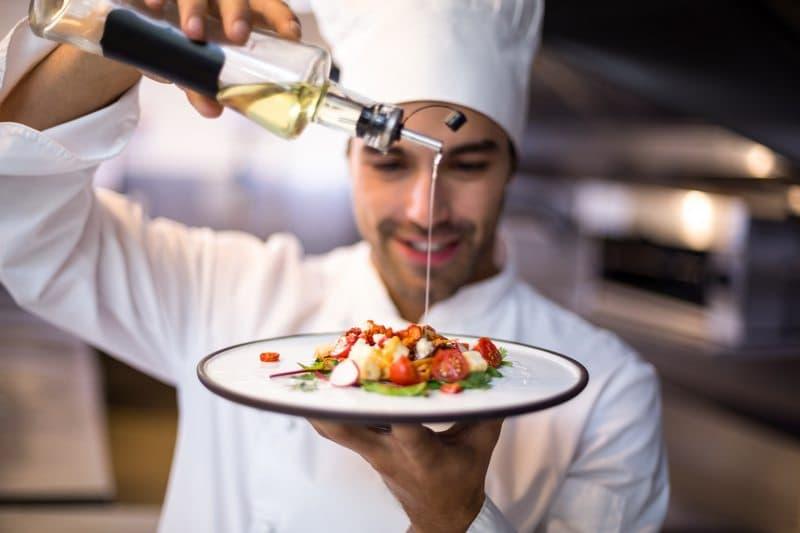 trouvez votre tenue de travail de cuisine